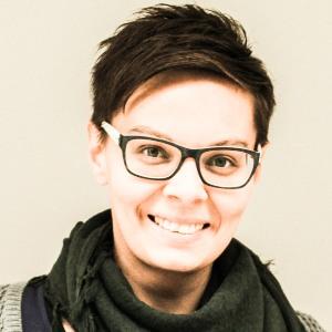 Speaker - Anja Reiche